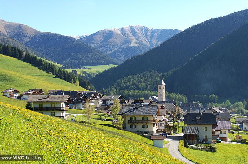 Valle San Silvestro A Dobbiaco Val Pusteria Dobbiaco Bz
